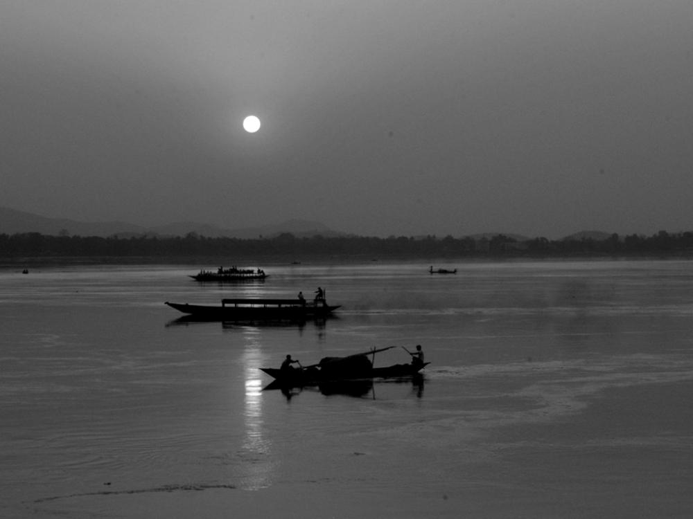 Brahmaputra Waters