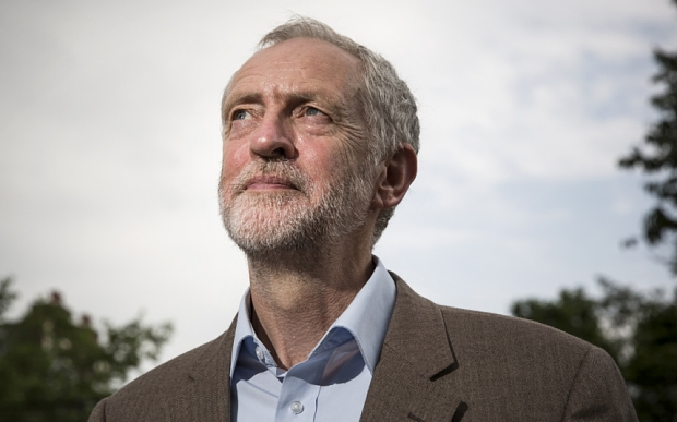 Jeremy Corbyn Takes The Lead In The Labour Leadership Race